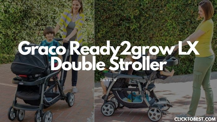 Graco Ready2grow LX Double Stroller Review